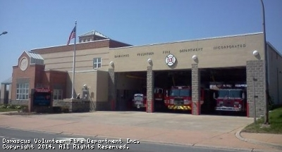 Damascus Volunteer Fire Department Station 13