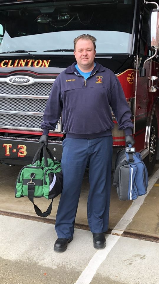 Clinton Firefighters May Look a Little Different