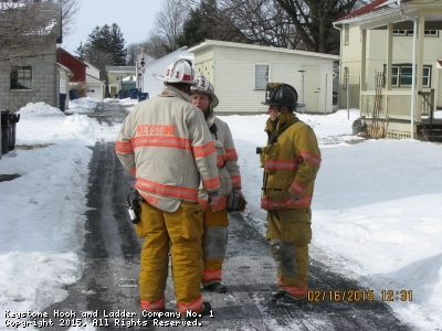 Stations 30 & 31 Run 2 Possible Morning Strucuture Fires in the 30-01 Box