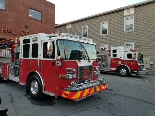 New Pierce Engine is Home in Myerstown
