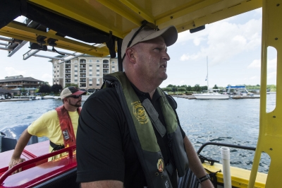 Laker Weekly - Fourth of July weekend a busy time for marine fire department