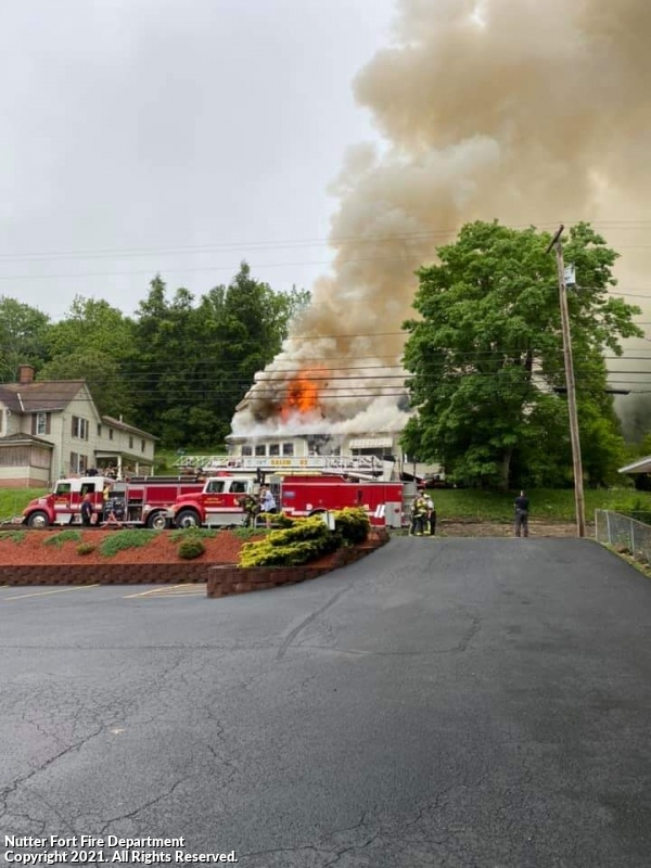Double Pull to Salem House Fire