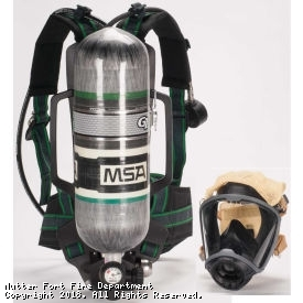 New SCBA Order Placed