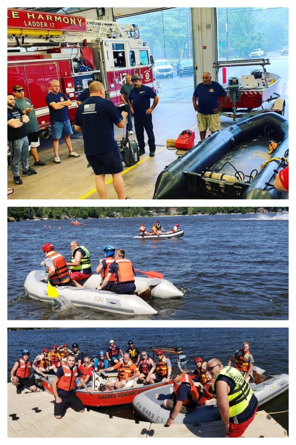 Emergency Boat Operations & Rescue Course