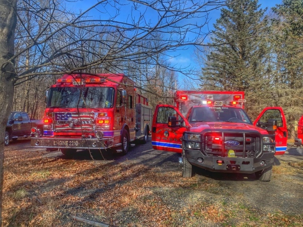 Engine, Rescue, & Others Take in 3 Runs