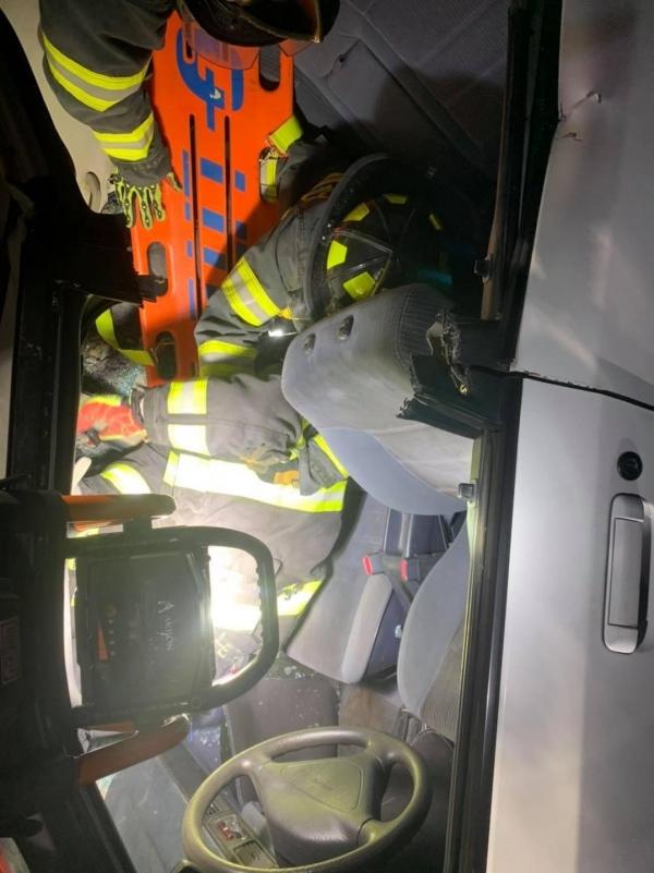 Vehicle Rescue Drill