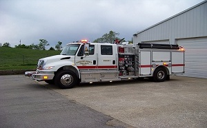 Garrard County Fire District One
