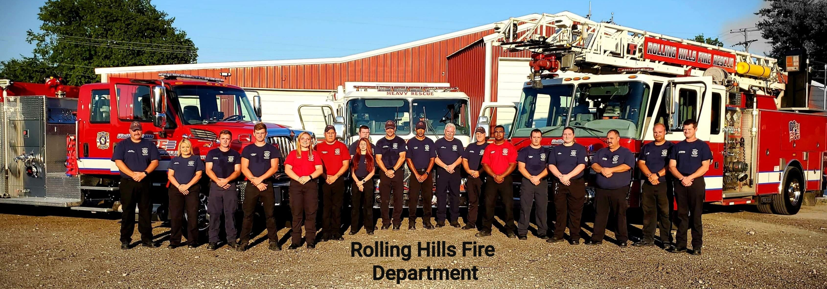 Rolling Hills Fire Protection District No. 1