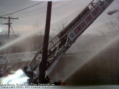 Breneman Fire - City of Oswego