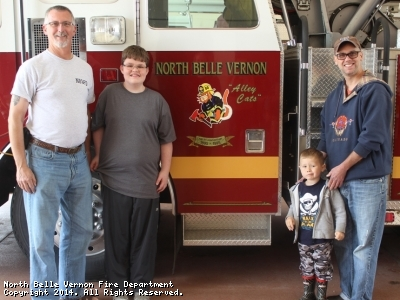 Visitors to the Firehouse