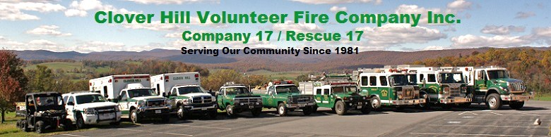Clover Hill Volunteer Fire Company Inc.