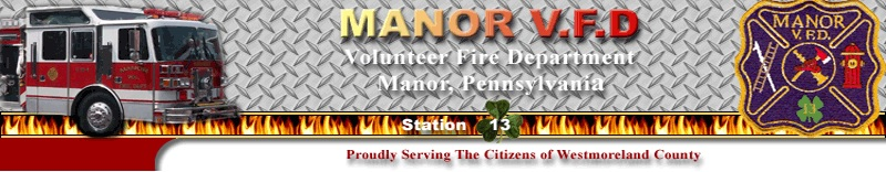 Manor Volunteer Fire Department