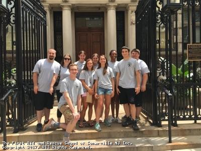 Cadets Visit the Mutter Museum Philadelphia