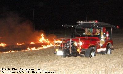 247 Grass Fire Truck