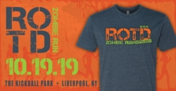 Run of the Dead T Shirts