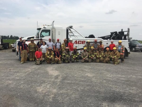 Large Vehicle Rescue Class