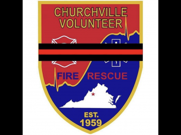 Our Thoughts and Prayers are with Churchville Fire & Rescue