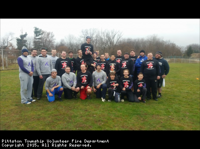 Third Annual Turkey Bowl