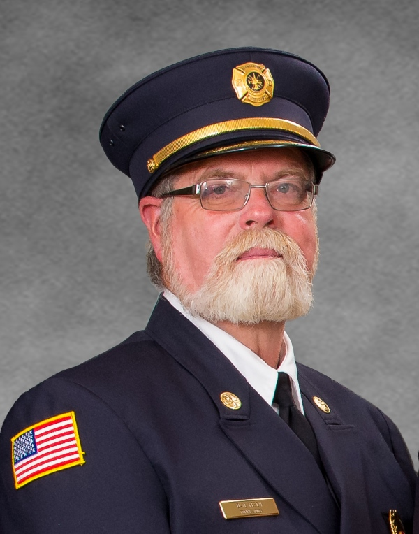 The Passing of District Commissioner David Resch