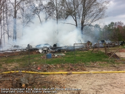 House Fire (Lincoln County)