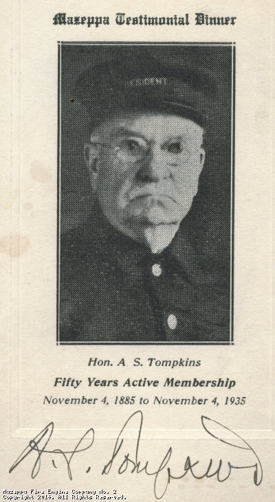 Fifty Years of Active Membership