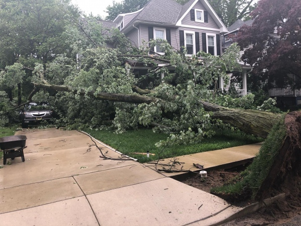 Summer Storm keep MFD busy