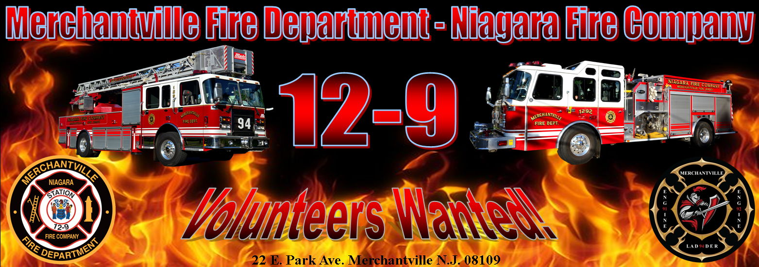 Merchantville Fire Department - Niagara Fire Company