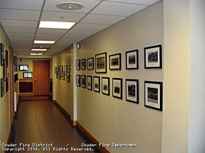 Connection hallway 1
