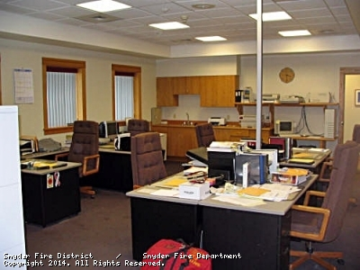 Fire District Office