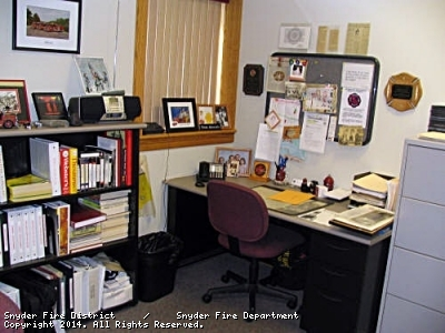 Assistant Chiefs' Office 2