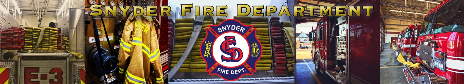 Snyder Fire District     /     Snyder Fire Department