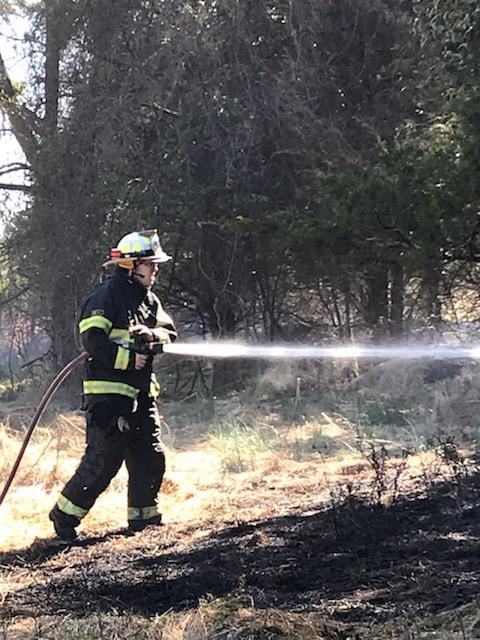 District Dispatch for the Brush Fire