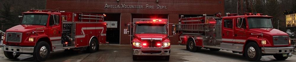 Avella Volunteer Fire Department