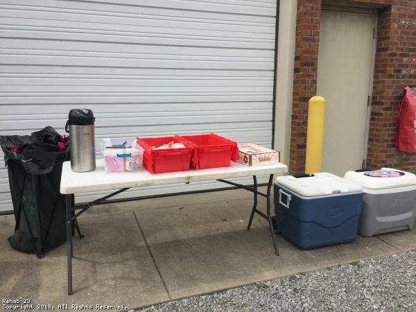 West Wilson Water HAZMAT training