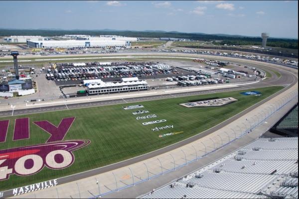 Ally 400 - Nashville Super Speedway