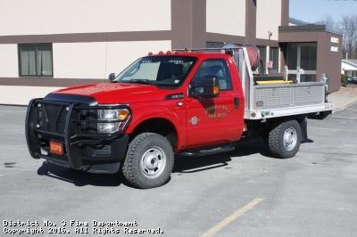 Brush Truck 357