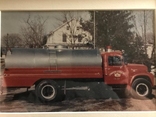 (Retired) Tanker 1421
