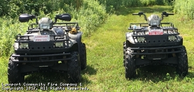 ATV'S 14-1 & 14-2