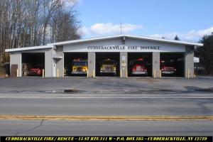 Cuddebackville Fire /Rescue