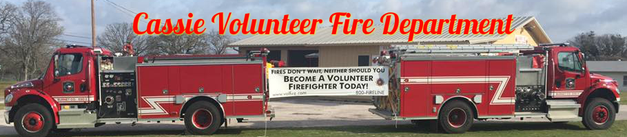 Cassie Volunteer Fire Department