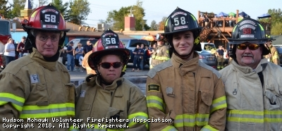 Chatham Team at Old Forge Drill School