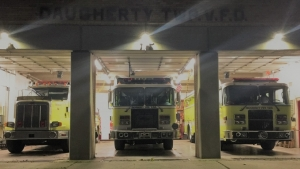 Daugherty Township Volunteer Fire Department