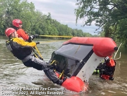 Emergency Boat Operations and Rescue