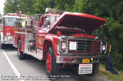 DCVFA & Millbrook 110th Anniversary Parade