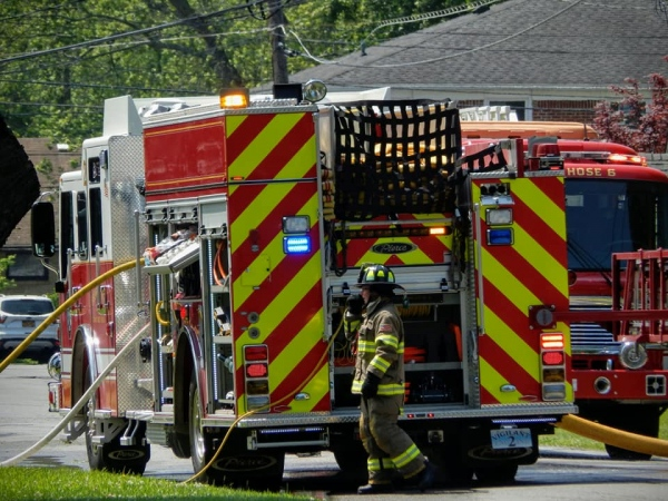 Mutual Aid Structure Fire with Vigilant