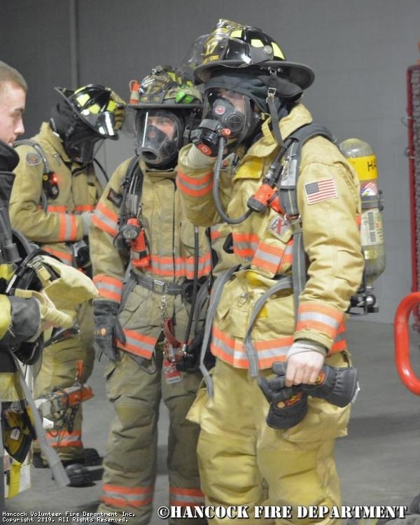 Fire Drill Monday Feb. 25,2019