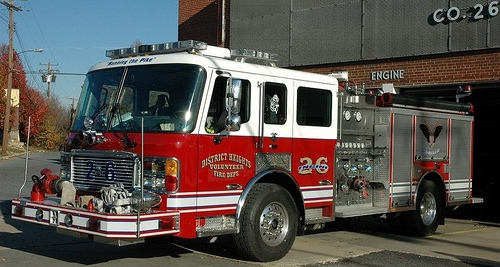 District Heights Volunteer Fire Department