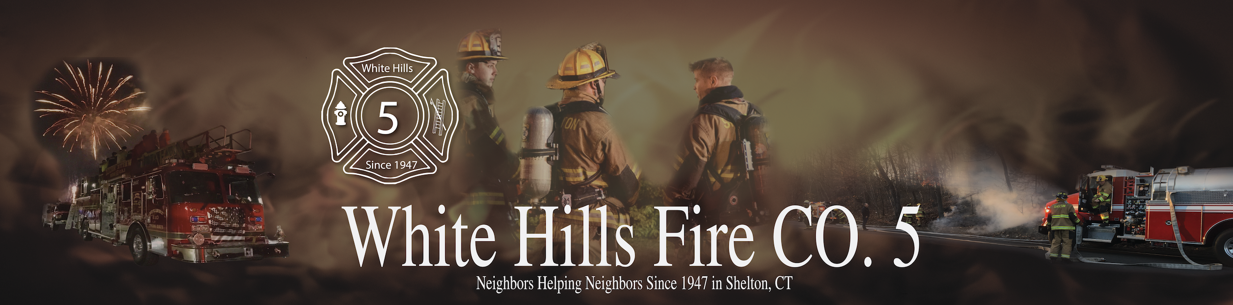 Shelton White Hills Fire Company NO. 5