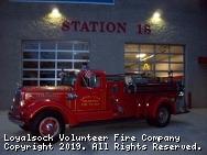 "1941 Mack Engine ""Old Mack"""